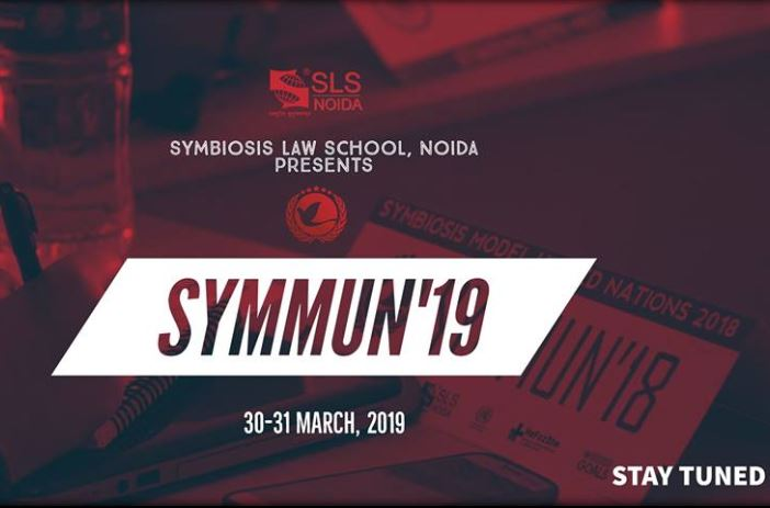 Symbiosis Model United Nations 2019