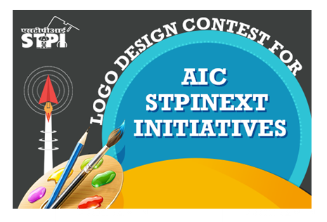 Ministry of Electronics Logo designing contest for AIC STPINEXT INITIATIVES [Prizes Worth Rs. 50K]: Submit by Mar 31