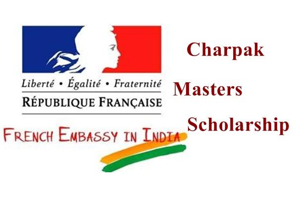 Charpak Masters Program for Indian Students [France]: Apply by Apr 15