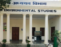 Workshop on Emerging Pollution Challenges on Earth Ecosystem @ University of Delhi [March 26]: Apply by March 15