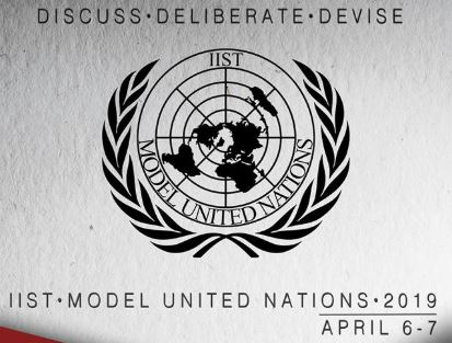 IIST Model United Nations 2019, Trivandrum [Prizes worth Rs. 30K, April 6-7]: Register by March 31: Expired