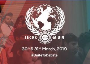 JECRC Model United Nations 2019