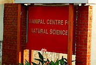 Summer Research Internship 2019 @ Manipal Centre for Natural Sciences [Karnataka, Stipend Rs. 15K]: Apply by April 29