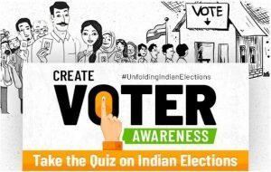 MyGov Online Quiz Competition on Elections in India