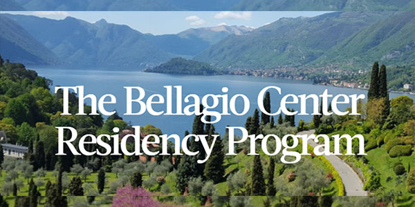 Bellagio Center Residency Program 2019 by Rockefeller Foundation [Italy]: Apply by May 1