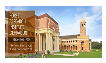 The Forest Research Institute Ph.D. Forestry Entrance Test 2019 [Test on Jul 14]: Apply by May 31