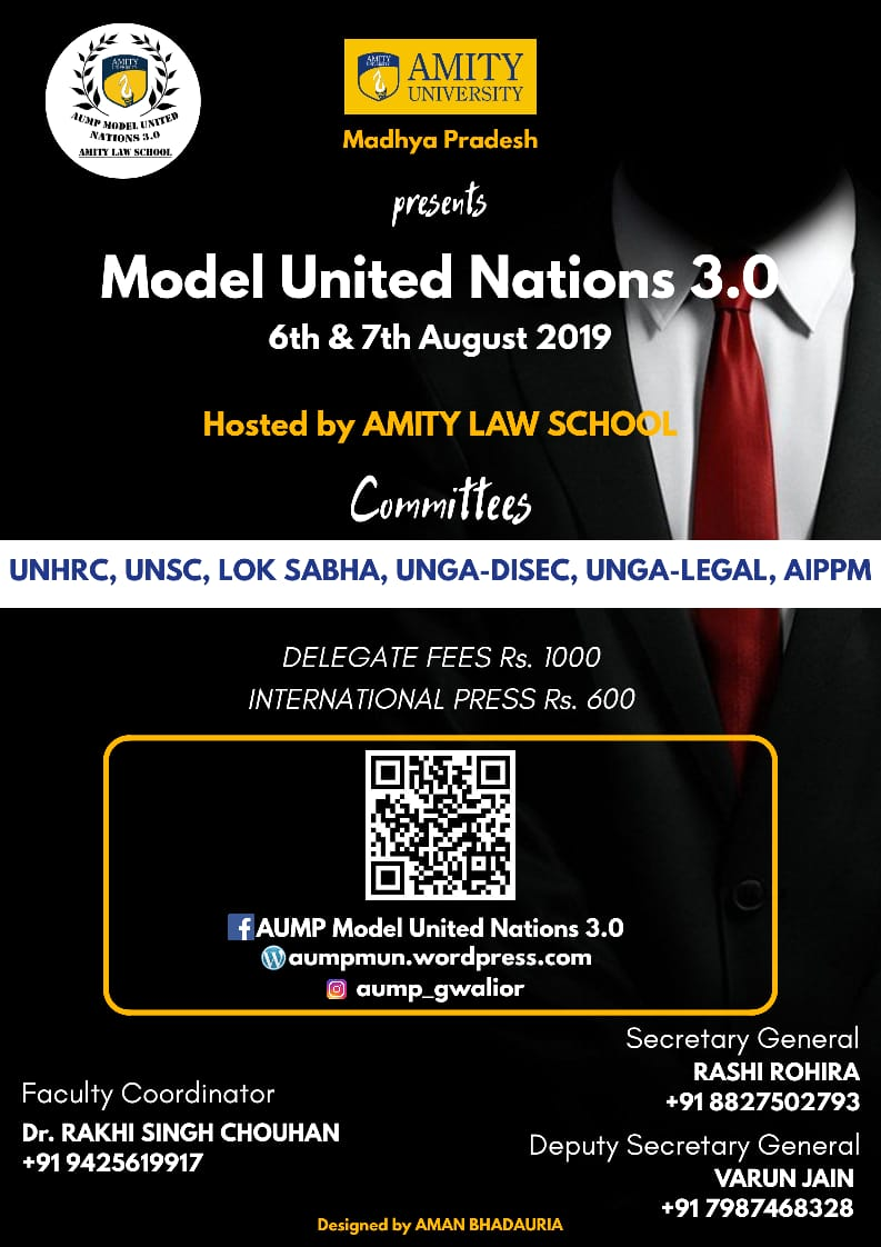 Model United Nations 3.0