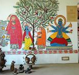 Patta Chitra painting workshop