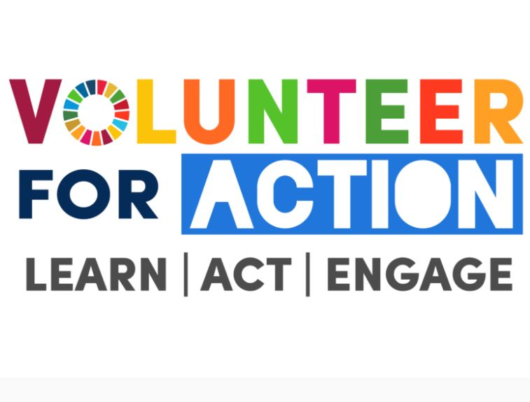 Volunteer For action online fellowship