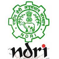 Summer Training Program ICAR-National Dairy Research Institute