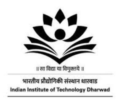 IIT Dharwad MS Admission 2019