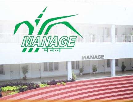 MANAGE Internship 2019-20 Hyderabad
