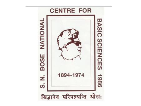 Admissions Open: Ph.D in Physical, Chemical & Biological Sciences @ S.N. Bose National Centre, Kolkata: Apply by May 26