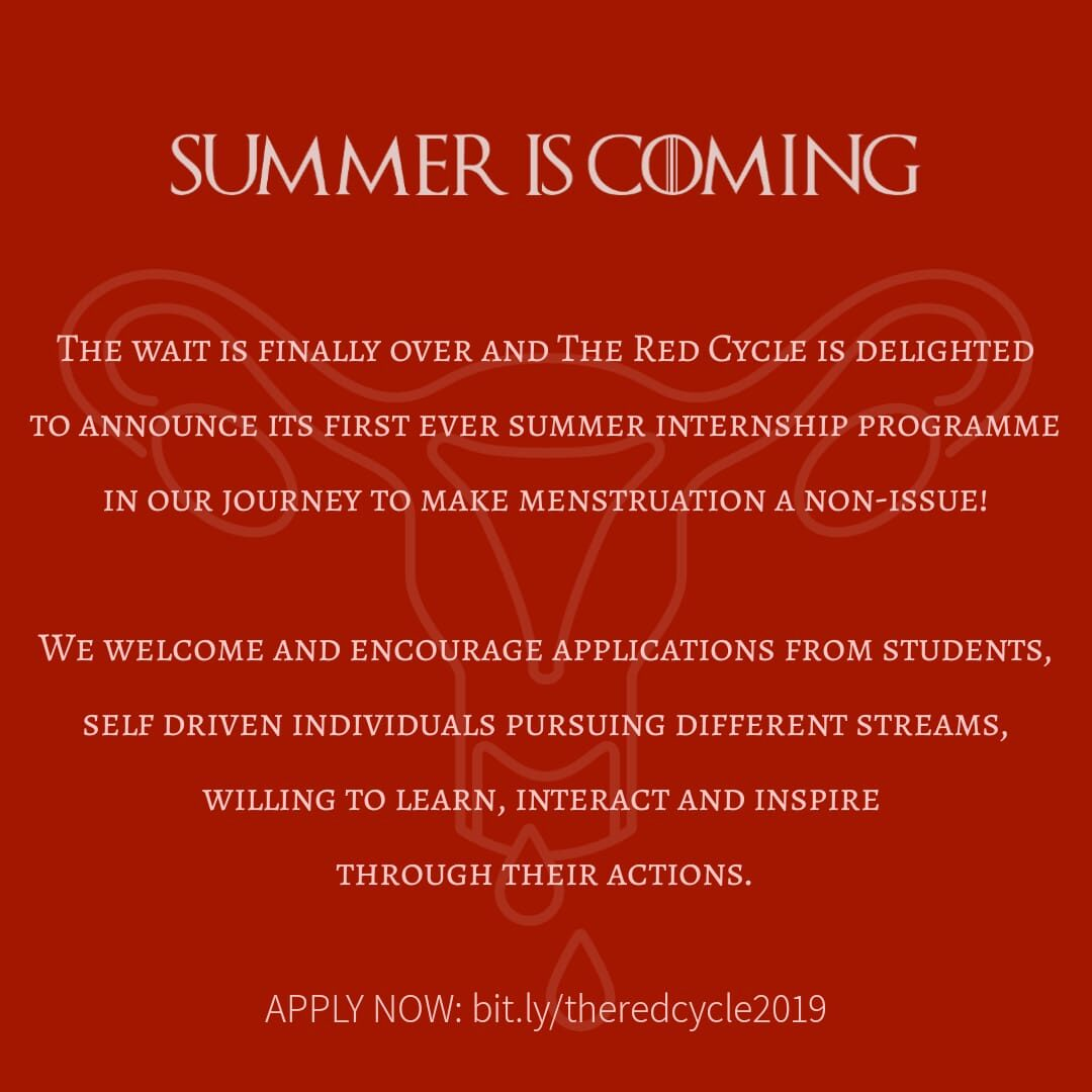 The Red Cycle Internship
