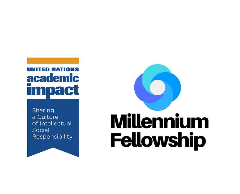 UN Academic Impact MCN Millennium Fellowship 2019 UG Students