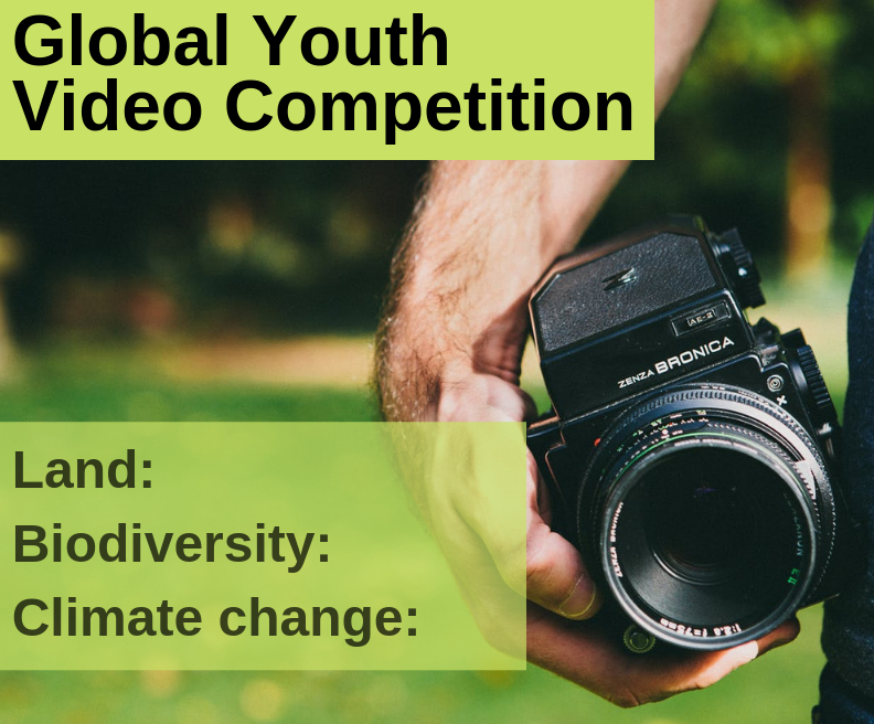 United Nations Climate Change Global Youth Video Competition 2019