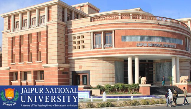 Jaipur National University Job