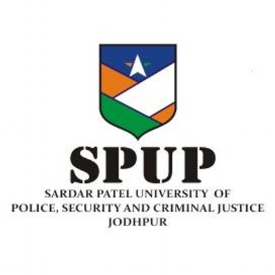 Admissions Open: UG and PG Courses @ Sardar Patel Police University, Jodhpur: Apply by May 31