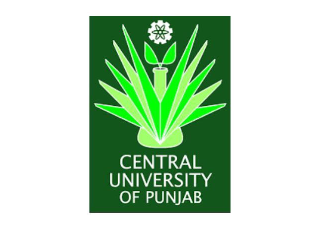 Central University of Punjab faculty jobs