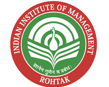 admission post graduate programme management iim rohtak