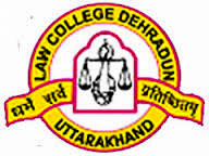 Law College Dehradun logo