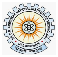 JOB POST: JRF in Computer Science @ NIT Jalandhar [Monthly Fellowship Rs. 31K]: Apply by June 27