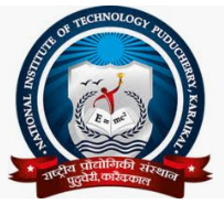 FDP on Recent Advances in Mechanical Engineering @ NIT Puducherry [June 24-28]: Apply by June 22