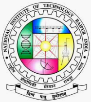 NIT Raipur electrical electronics JRF job