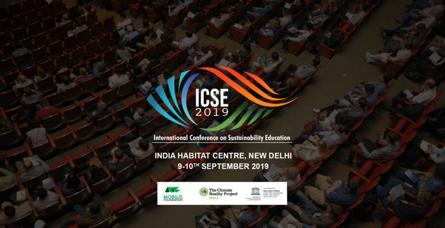 Call for Young Reporters: Conference on Sustainability Education 2019 [Sep 9-10, Delhi]: Apply by Jun 30