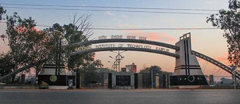 JOB POST: Visiting Faculty [3 Posts; Monthly Honorarium upto 75K] @ NIT, Raipur: Apply by Aug 18