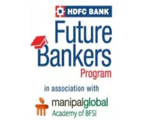 HDFC Bank future bankers program