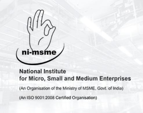 Ni-MSME Training import export logistics Hyderabad