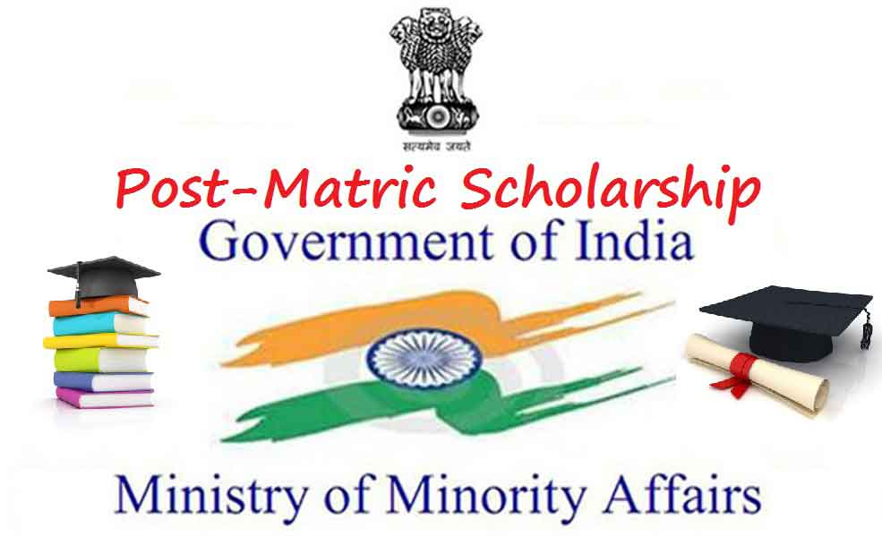 Post Matric Scholarships Scheme for Minorities by Ministry of Minority Affairs: Apply by Oct 31