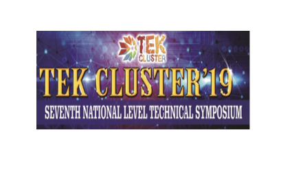 Tek Cluster Technical Symposium @ Kongunadu College of Engineering, Tiruchirappalli