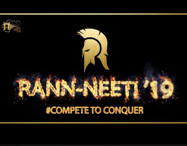 Rann-Neeti Sports Fest of IIT Mandi