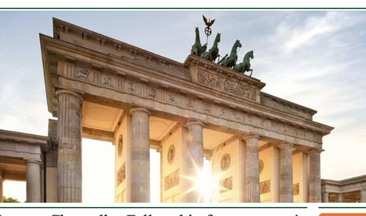 German Chancellor Fellowship for Tomorrow's Leaders 2019 for Indian graduates