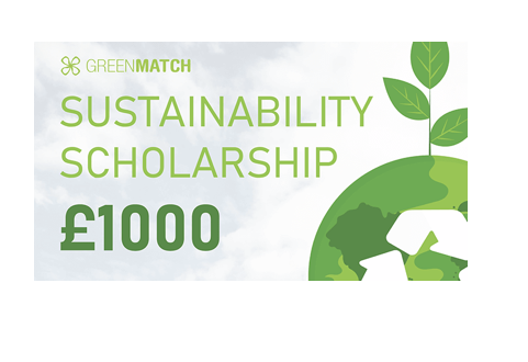 GreenMatch Sustainability Scholarship 2019 for University Students