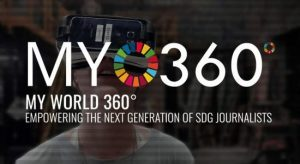 United Nations Sustainable Development Goals Action Campaign My World 360 Competition
