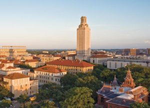 university of texas Masters in computer science