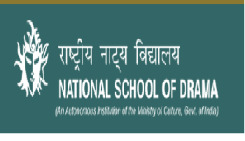JOB POST: Assistant Professors at National School of Drama, New Delhi [03 Vacancies]: Apply by Sept 23: Expired
