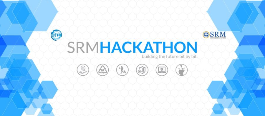 SRM Hackathon 4.0 @ SRM Institute of Science and Tech, Tamil Nadu [Prizes Worth Rs. 2.25L]: Register by Oct 3