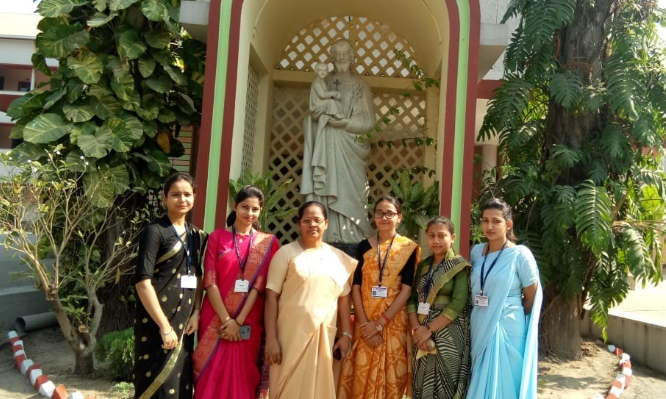 Internship Experience of a B.Ed Student at St. Joseph's Convent High School, Patna: Blessed that I chose this profession!