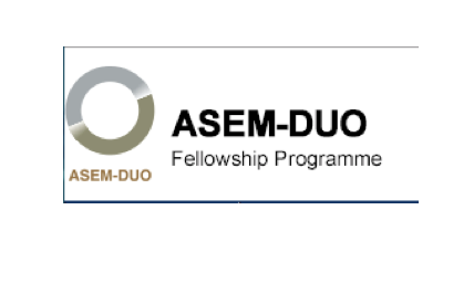 ASEM-DUO India Fellowship Program 2020 [Student Exchange Program between India & European Countries