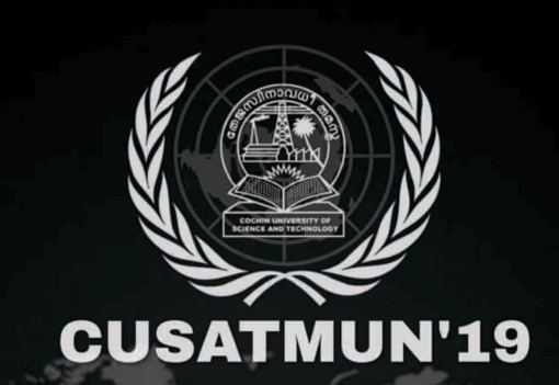 CUSAT MUN 19 @ Cochin University of Science and Technology, Kochi [Sep 20-22]: Registrations Open