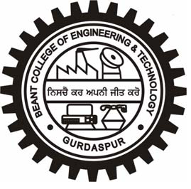 JOB POST: Faculty @ Beant College of Engineering & Technology, Punjab [8 Posts]: Apply by Aug 16