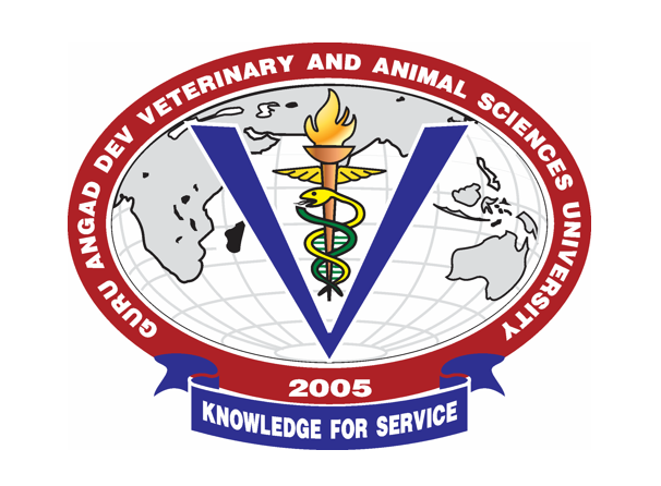 Guru Angad Dev Veterinary and animal sciences university JRF post