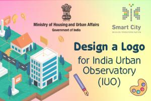 Design a Logo for India Urban Observatory (IUO): Submit by Aug 21
