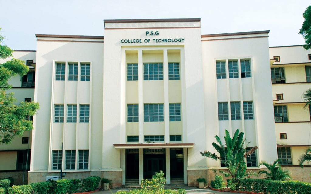psg college of technology jobs