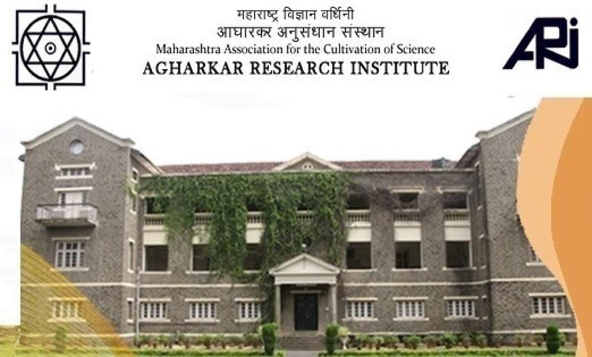 JOB POST: JRF at Agharkar Research Institute, Pune [Salary upto Rs 31k]: Walk-in-Interview on Sep 30