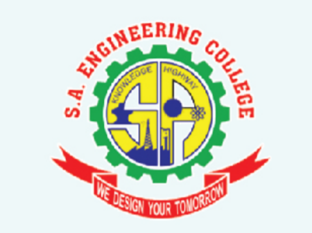 S.A. Engineering college workshop